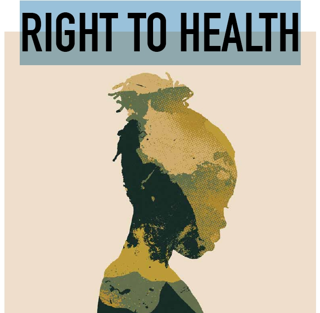 "Ahead of World AIDS Day, UNAIDS has launched a new report ""Right to health"""