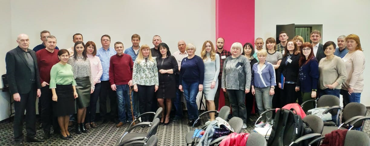 """Integrating Treatment for Mental Disorders in Methadone Clinics in Ukraine"": Project Staff Training"